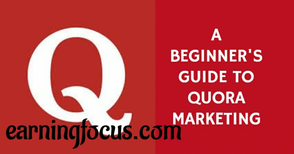 How to make money online with Quora?